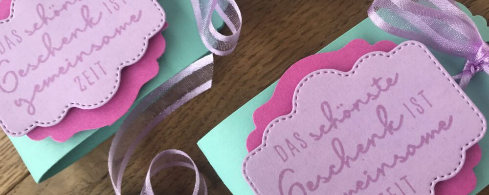 Serviettenringe aus Papier_Stampin Up_Weihnachtsgrüsse_das schönste Geschenk ist gemeinsame Zeit_Lovely Crafts_2021_06